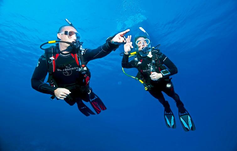 Scuba Diving Course SSI or PADI in Bali