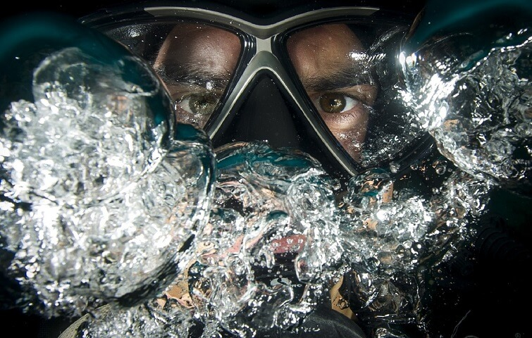 Continue your education Diving Courses SSI or PADI in Bali