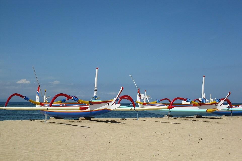 Sanur Channel snorkeling spot in Bali