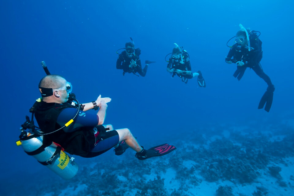 Rescue Diver course in Bali with Nico Dives Cool Bali