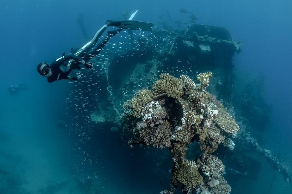 Snorkeling Amed's incredible dive spot