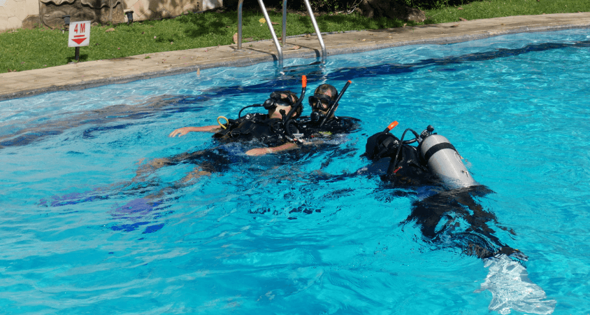 SSI and PADI Courses